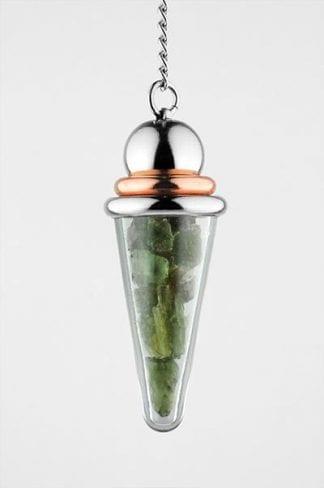 moldavite-pendulum